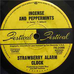 Strawberry Alarm Clock - Incense And Peppermints / The Birdman Of Alkatrash