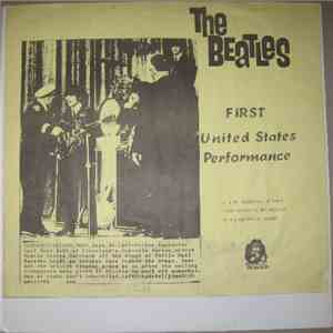 The Beatles - First United States Performance