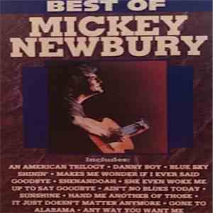 Mickey Newbury - Best Of Mickey Mickey Newbury