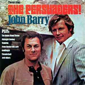 John Barry - The Persuaders!