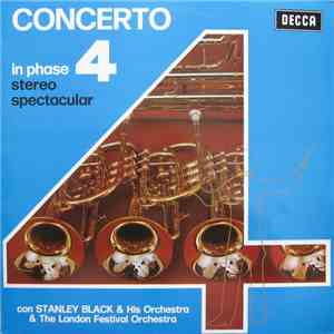 Stanley Black & His Orchestra & The London Festival Orchestra - Concerto