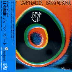 Paul Bley, Gary Peacock, Barry Altschul - Japan Suite