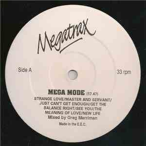 Depeche Mode / New Order - Mega Mode  / Mega Order