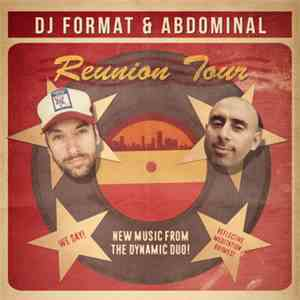DJ Format & Abdominal - We Say / Reflective Meditation Rhymes