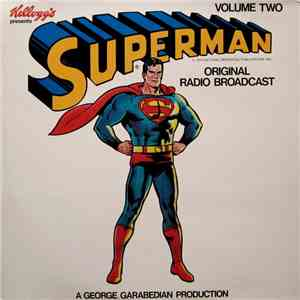 No Artist - Superman Volume Two (Original Radio Broadcast)