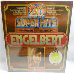 Engelbert - 20 Super Hits By Engelbert
