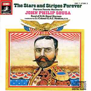 John Philip Sousa  /  The Band Of H.M. Royal Marines - The Stars And Stripe ...