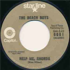 The Beach Boys - Help Me, Rhonda / Do You Wanna Dance