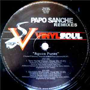 Papo Sanche - Aguas Puras (Remixes)