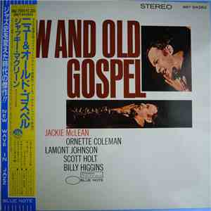 Jackie McLean - New And Old Gospel
