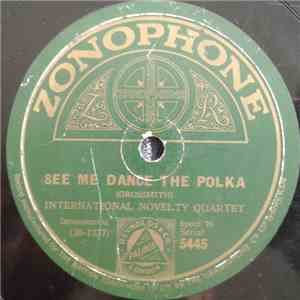 International Novelty Orchestra - See Me Dance The Polka / Over The Waves
