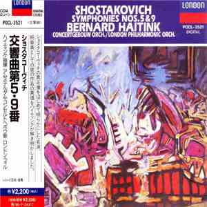 Shostakovich - Concertgebouw Orchestra, Amsterdam / London Philharmonic Orc ...
