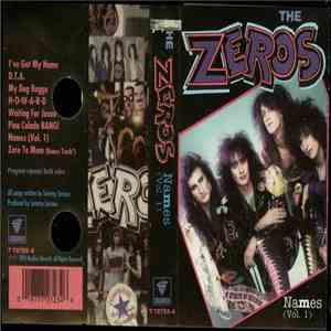 The Zeros  - Names (Vol. 1)