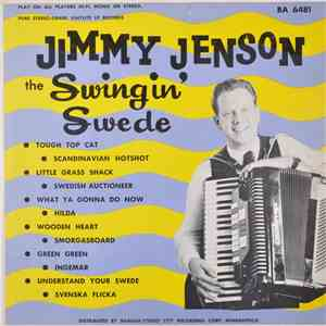 Jimmy Jenson - The Singing Swede