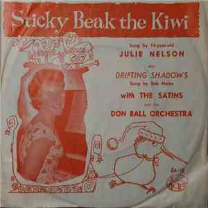 Julie Nelson - Sticky Beak The Kiwi
