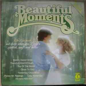 Carpenters - Beautiful Moments