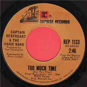 Captain Beefheart & The Magic Band - Too Much Time