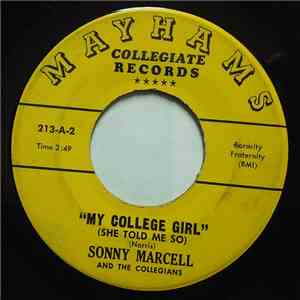 Sonny Marcell And The Collegians - Play It Hard - Play It Smart / My Colleg ...