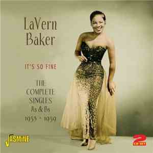 LaVern Baker - It's So Fine: The Complete Singles As & Bs 1953-1959