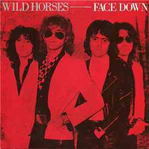 Wild Horses - Face Down