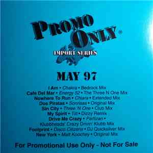 Various - Promo Only Import Series: March 97