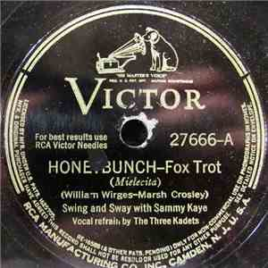 Swing & Sway With Sammy Kaye - Honeybunch / This Is No Laughing Matter