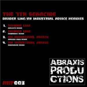 The 7th Genocide - Divider Line/My Industrial Advice Remixes