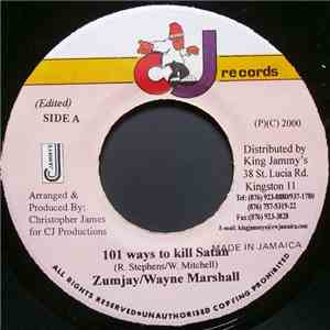 Zumjay / Wayne Marshall - 101 Ways To Kill Satan