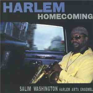 Salim Washington Harlem Arts Ensemble - Harlem Homecoming