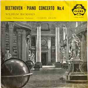 Beethoven - Wilhelm Backhaus With Vienna Philharmonic Orchestra Conducted B ...