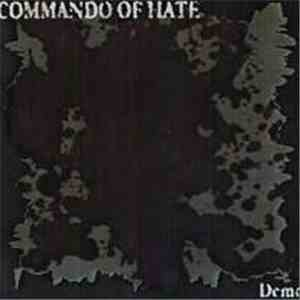 Commando Of Hate - Demo