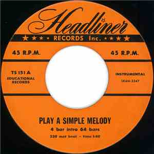 Unknown Artist - Play A Simple Melody