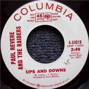 Paul Revere And The Raiders - Ups And Downs / Leslie