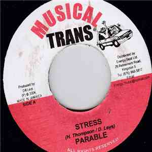 Parable  - Stress