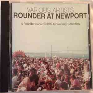 Various - Various Artists Rounder At Newport