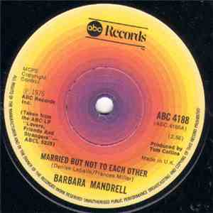 Barbara Mandrell - Married But Not To Each Other