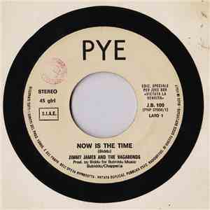 Jimmy James And The Vagabonds / Gino Vannelli - Now Is The Time / People Go ...