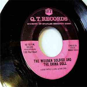 Unknown Artist - The Wooden Soldier And The China Doll