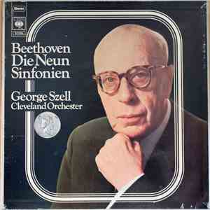 Beethoven, George Szell, Cleveland Orchester - Die Neun Sinfonien