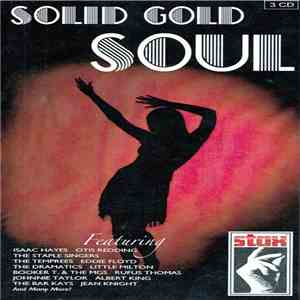 Various - Stax Solid Gold: The Best Of The Best, 36 All-Time Favorites